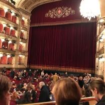 Opera Roma stage