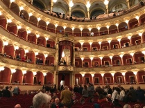 Opera Roma from orchestra floor