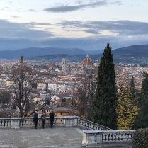 The view from San Miniato Church