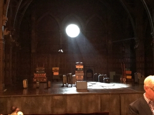Palace Theater Stage